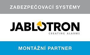 JABLOTRON montážní partner